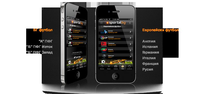Mobile Sportal