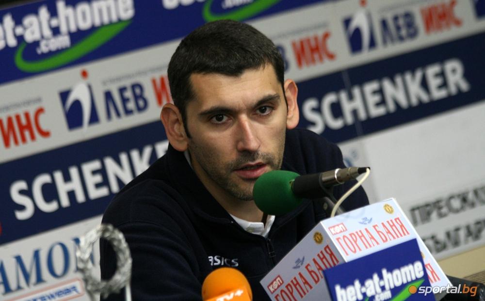ЦСКА отбор №1 на месеца за 7-ми път! Сашо Попов - треньор №1 за 8-ми път