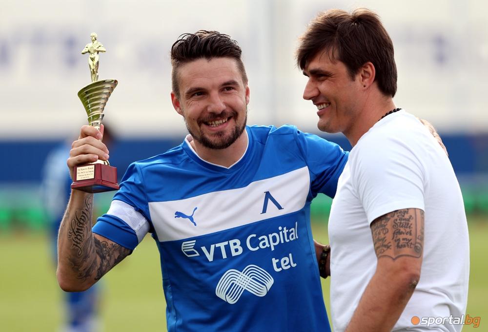 Гари Родригес спаси Левски срещу Миньор (Перник)