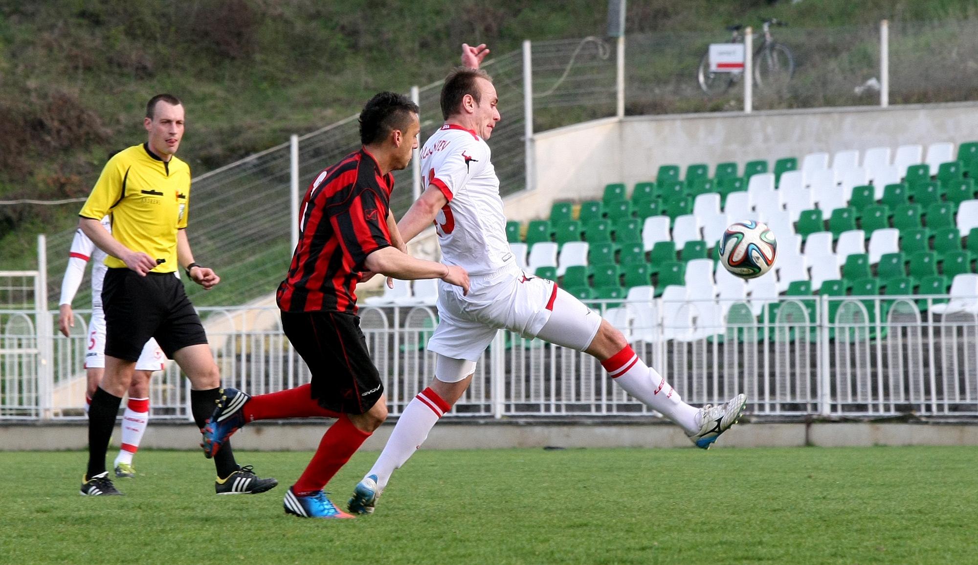 Локомотив (Мз) - ЦСКА 0:5