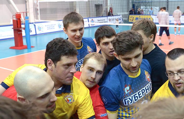 Пламен Константинов и Губерния с 3:1 над Газпром на Алексиев и Тодоров в 1/4-финал №1