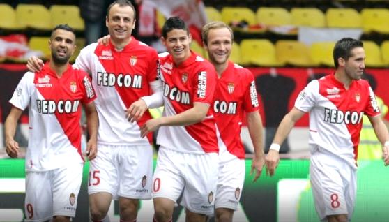 Гениалност на Бербатов донесе победа на Монако в дербито