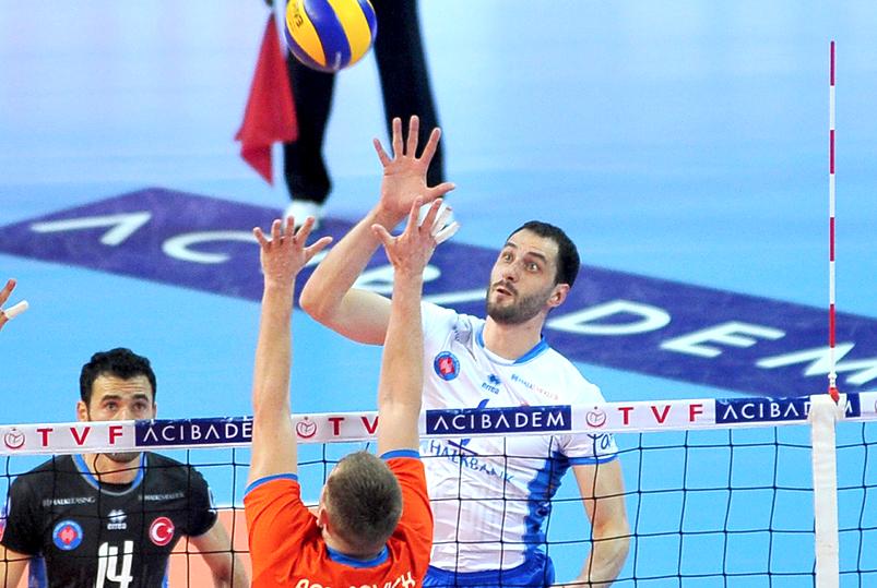 Казийски и Халкбанк на финал срещу Фенербахче след 3:1 над Истанбул ББ в полуфинал №2