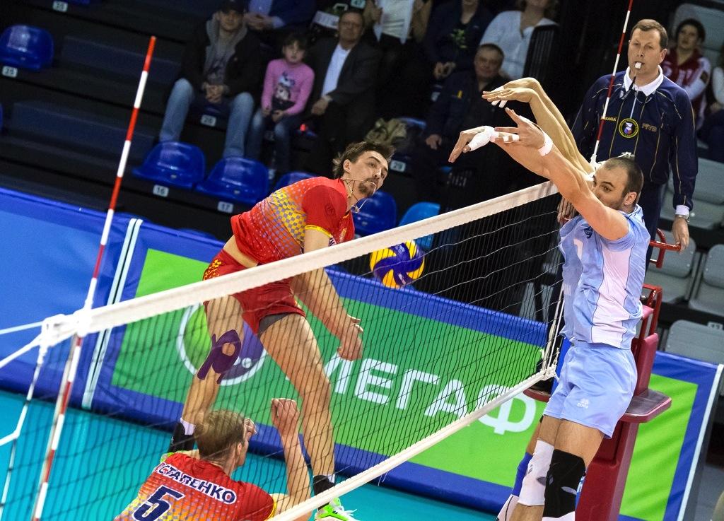 Газпром-Югра победи Губерния с 3:0 и изравни 1/4-финалната серия до 2-2