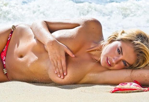 Кейт Ъптън мечтае за по-малък бюст