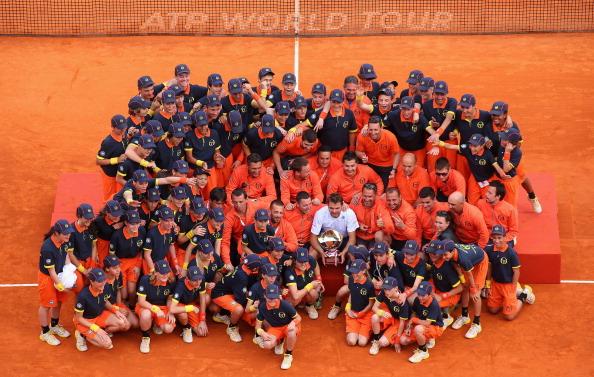 Вавринка се пребори с Федерер за титлата в Монте Карло