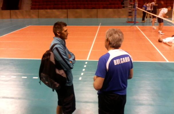 Тодор Алексиев пропуска първата контрола с Иран, Цецо Соколов тренира с отбора