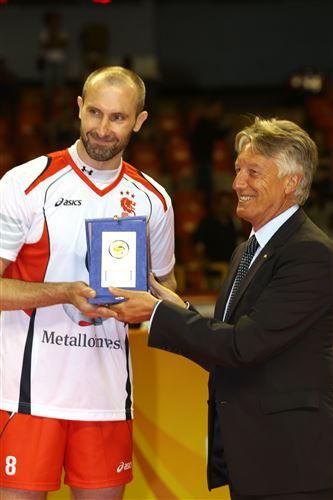 Матей Казийски в идеалния отбор на Мондиал 2014