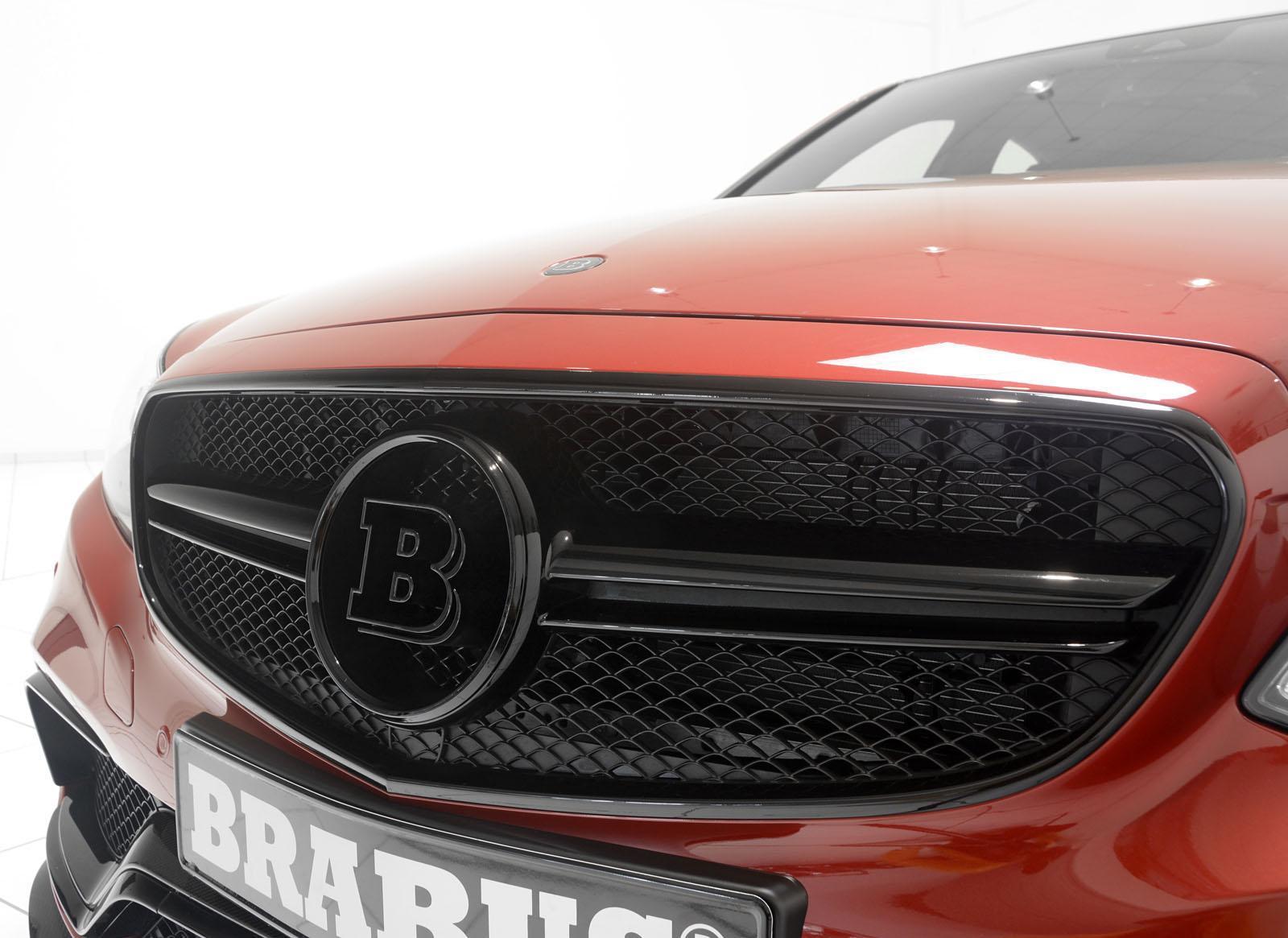 Brabus освободиха един E63 AMG с 850 кс