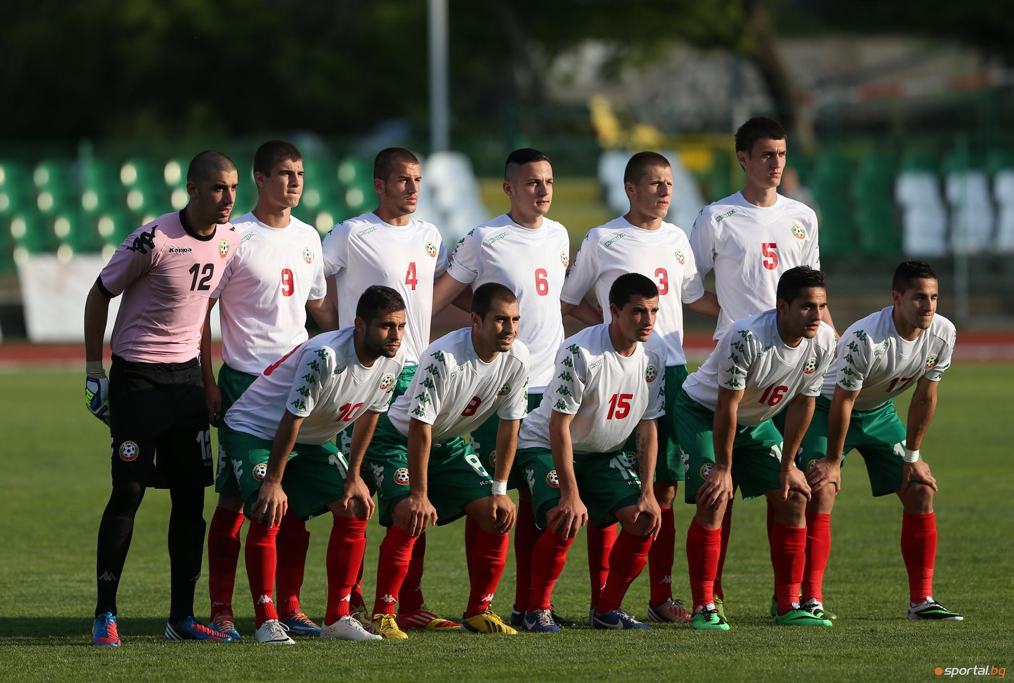 България започна с победа над Швеция квалификациите