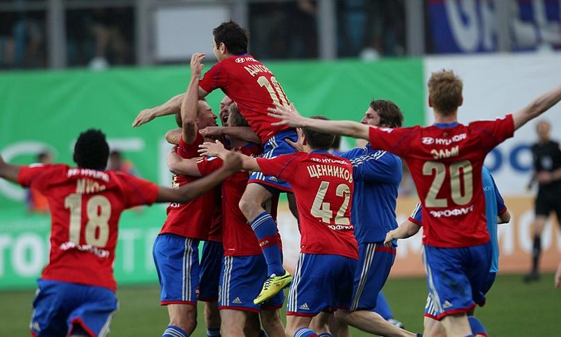 ЦСКА (Москва) победи Локо (Москва) и е шампион!