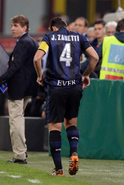 Легендата Санети се сбогува със Сан Сиро при 4:1 на Интер-Лацио