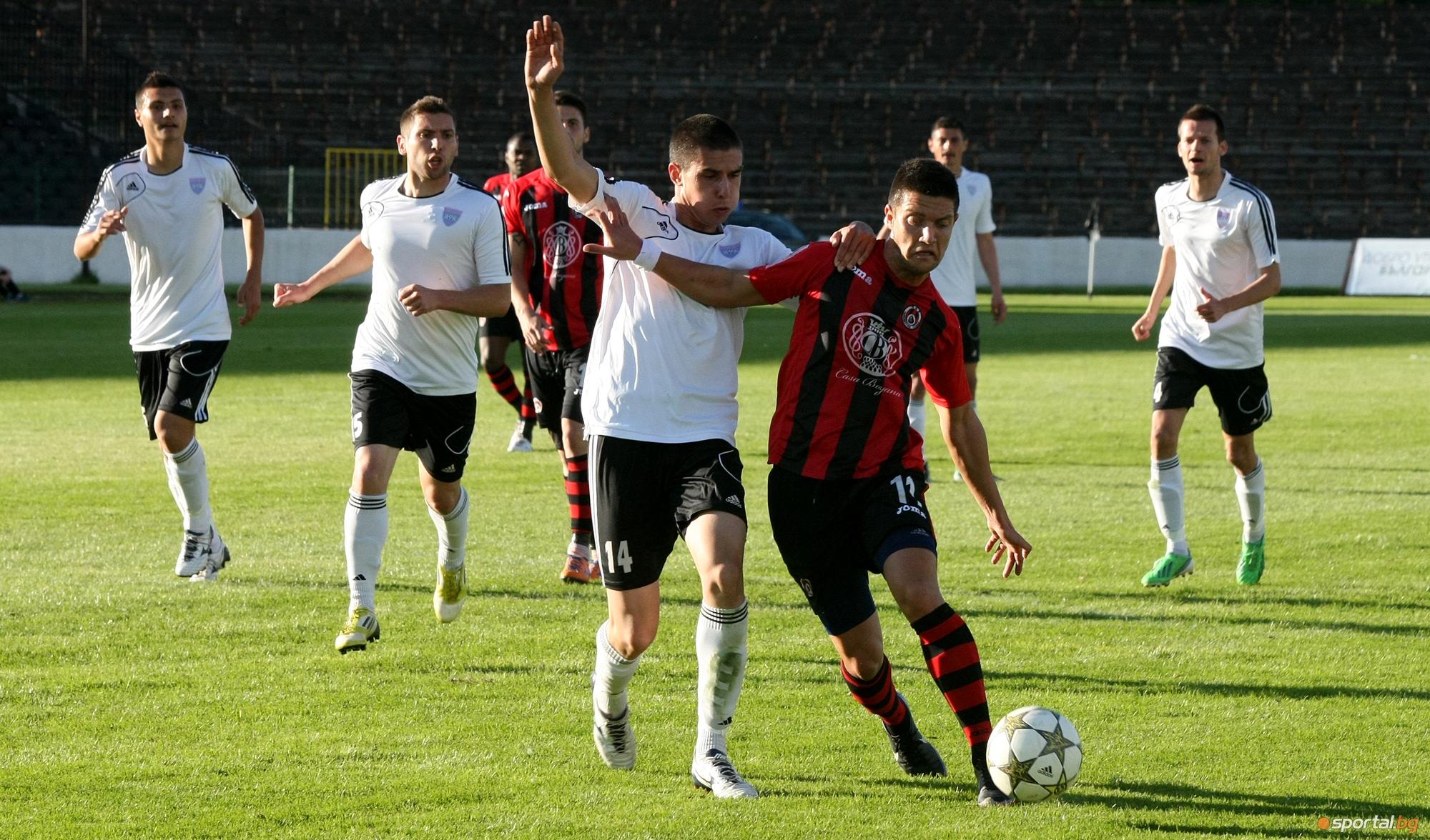 Локомотив София падна от Любимец с 1:2