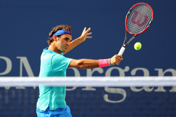 """Хърватски бомбардир """"разстреля"""" Федерер, сензационен финал на US Open"""