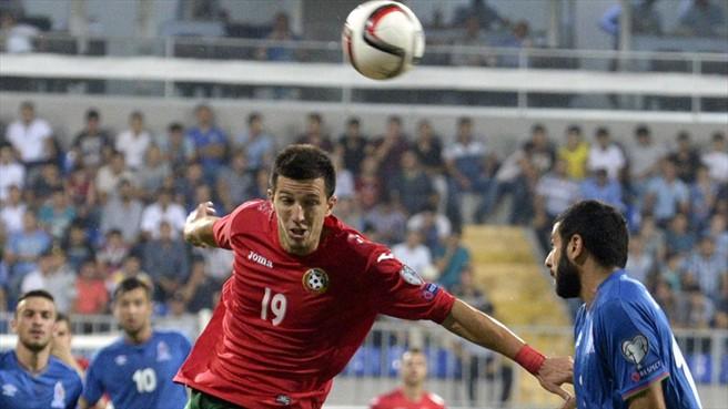 Азербайджан - България 1:2