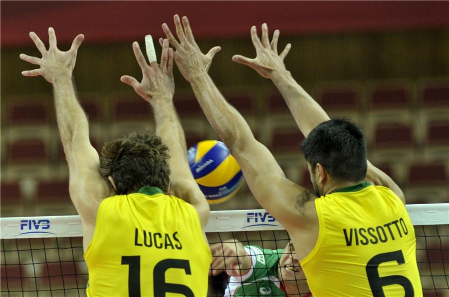 Мондиал 2014: България - Бразилия 0:3