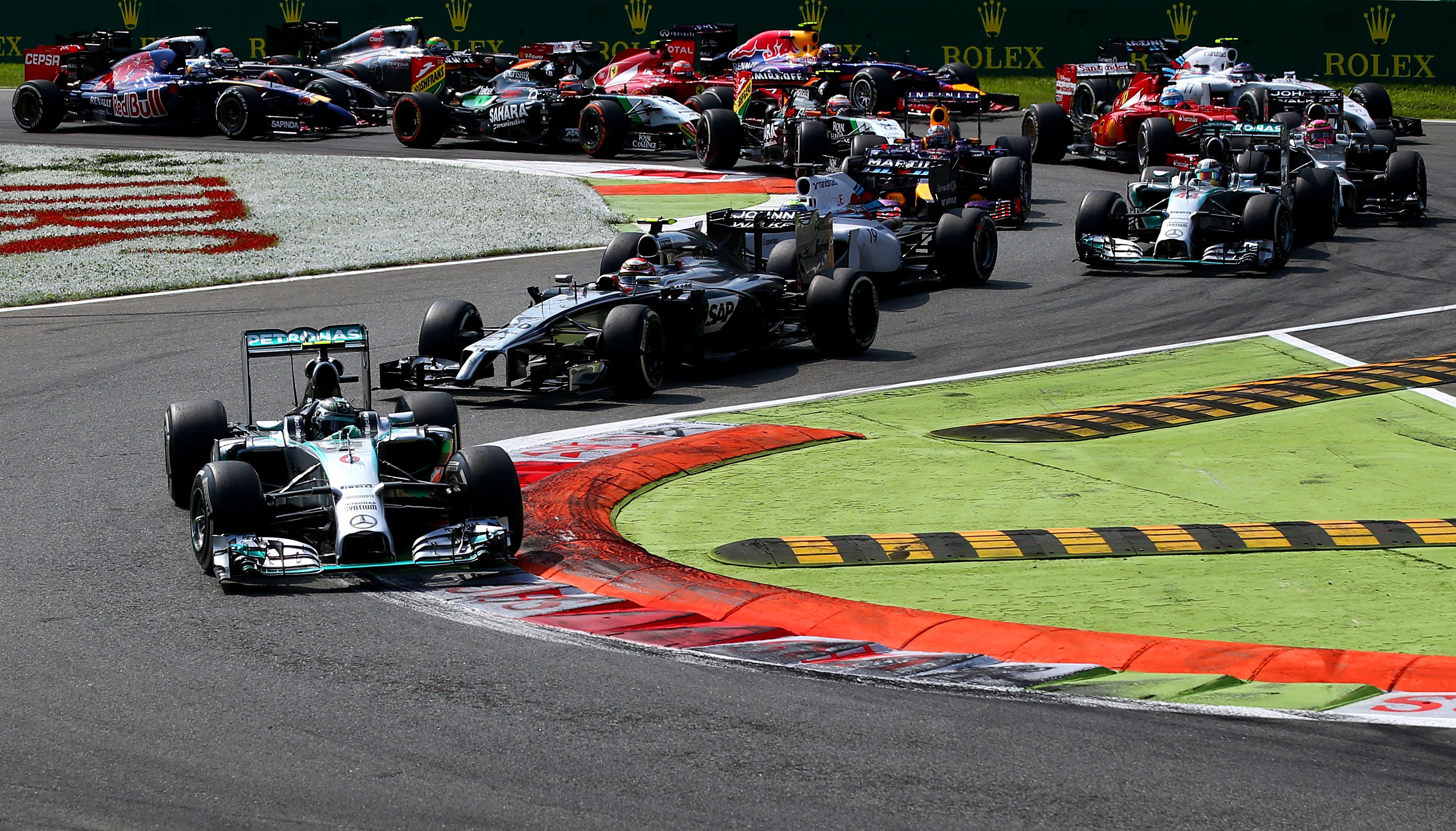 Състезание за Гран при на Италия