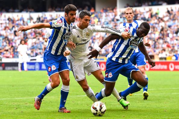Реал Мадрид бушува здраво в буря от 10 гола