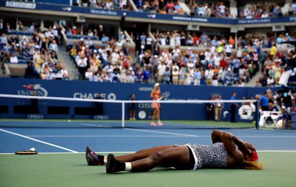 Серина Уилямс отново е кралицата на US Open