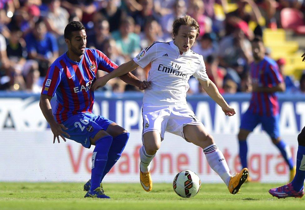 Леванте - Реал Мадрид - 0:5