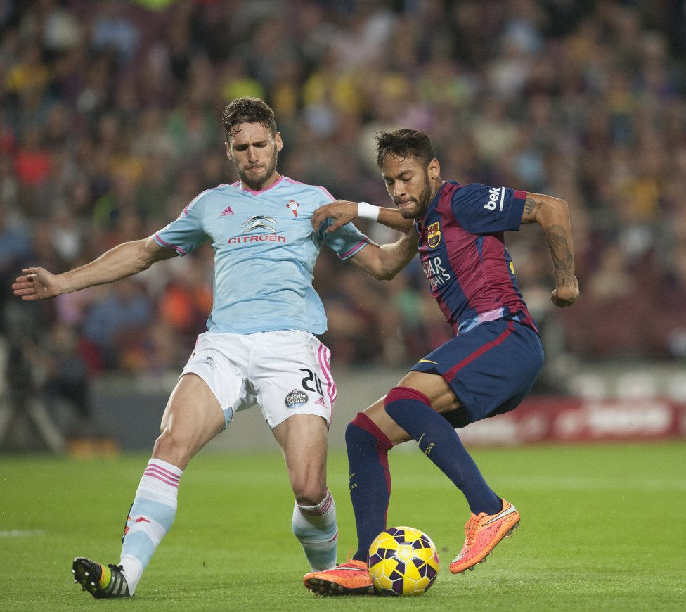 Барселона - Селта - 0:1