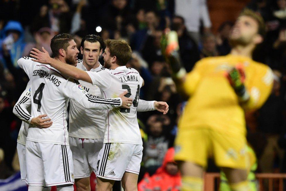 Реал Мадрид - Селта - 3:0