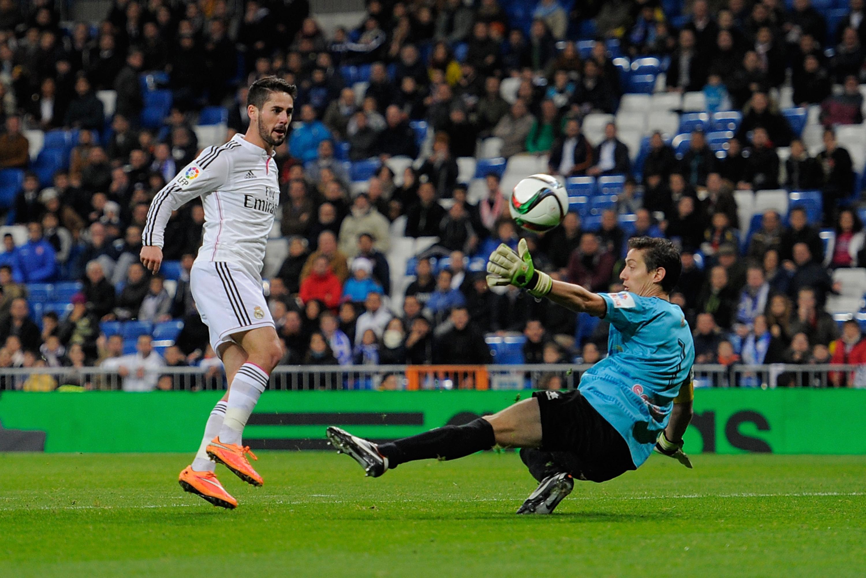 Реал Мадрид - Корнейя