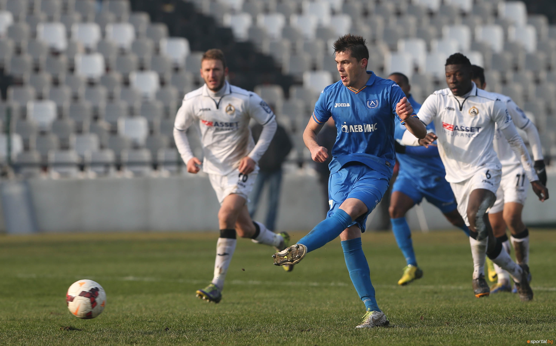 Славия победи Левски с 3:1