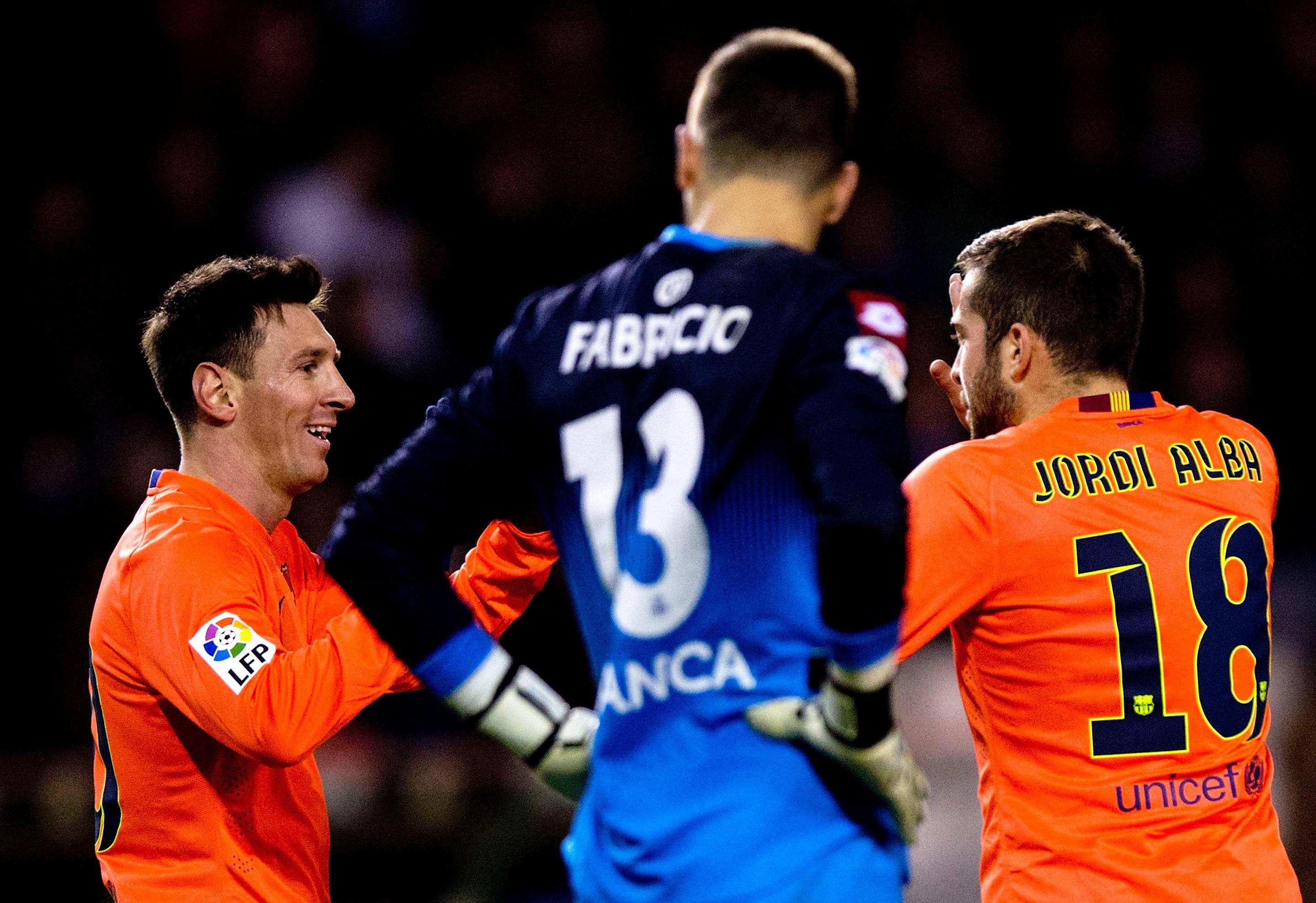 Ла Коруня - Барселона - 0:4