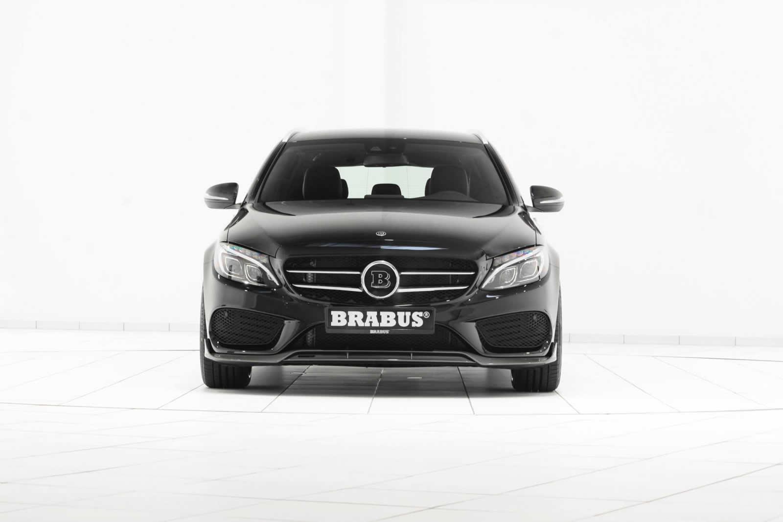 Mercedes C-Class Estate Brabus