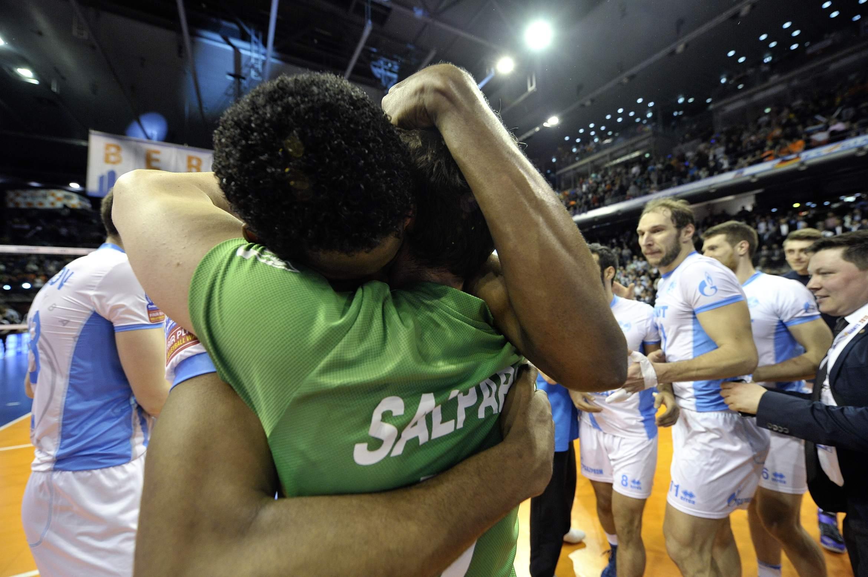 Зенит триумфира за 3-и път в Шампионската лига, Салпаров либеро №1