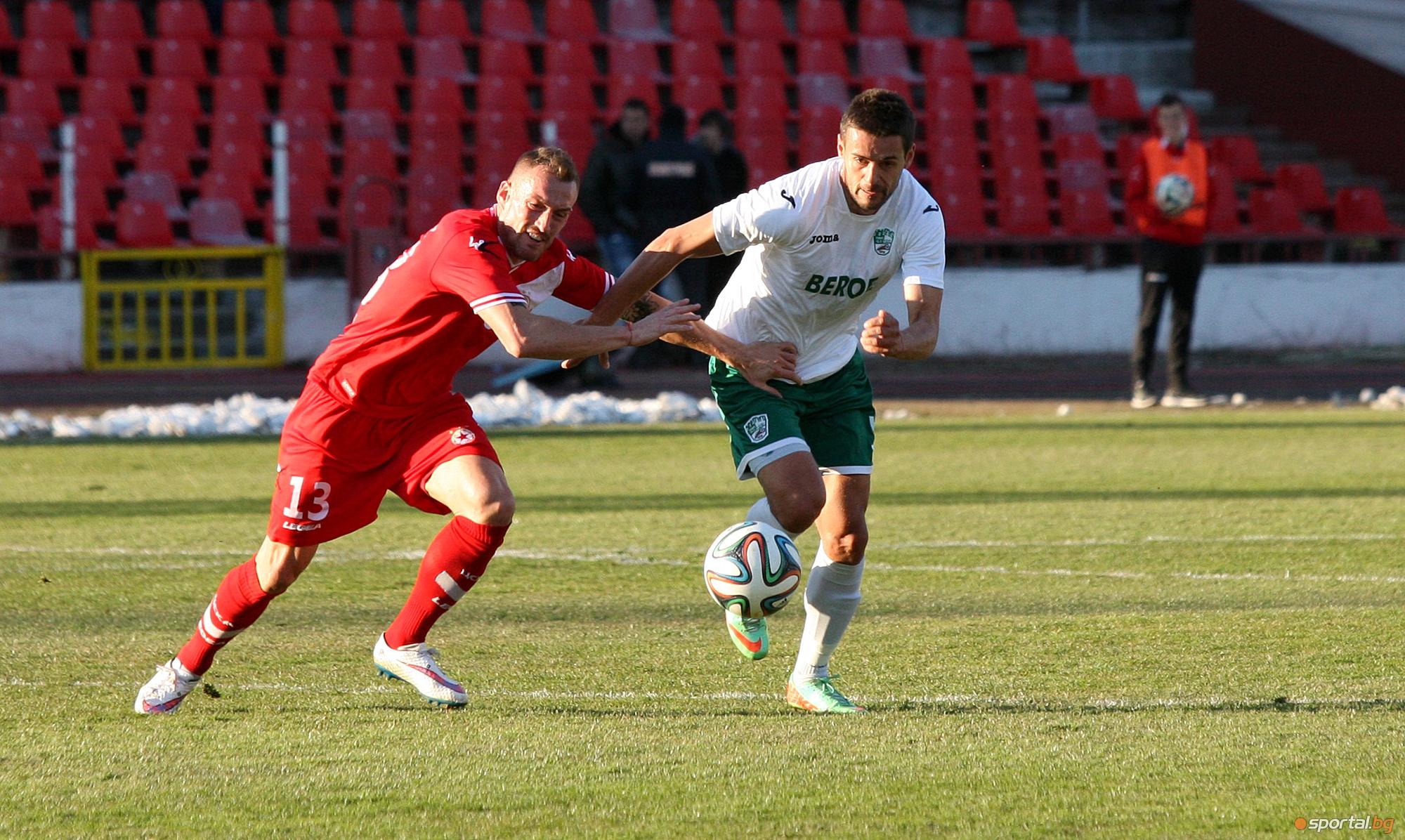 ЦСКА - Берое 0:0