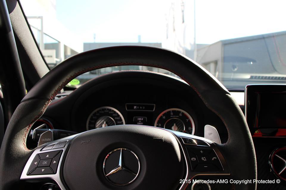 Mercedes A 45 AMG Lewis Hamilton Edition