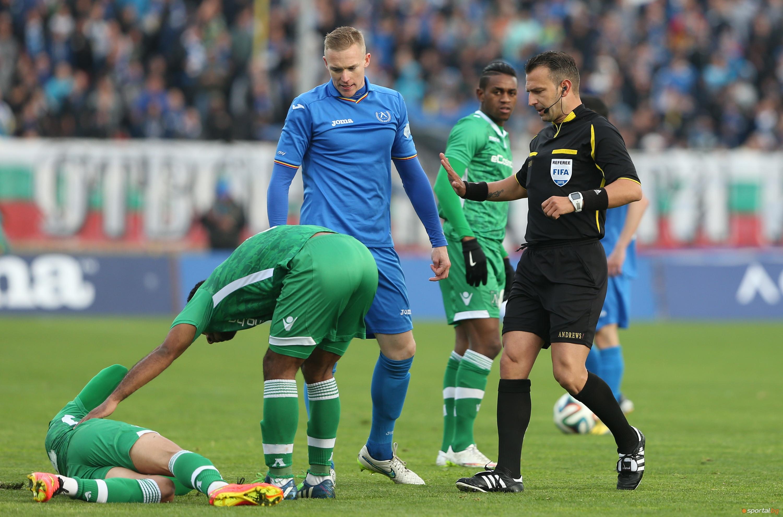 Левски победи Лудогорец с 1:0 - част II