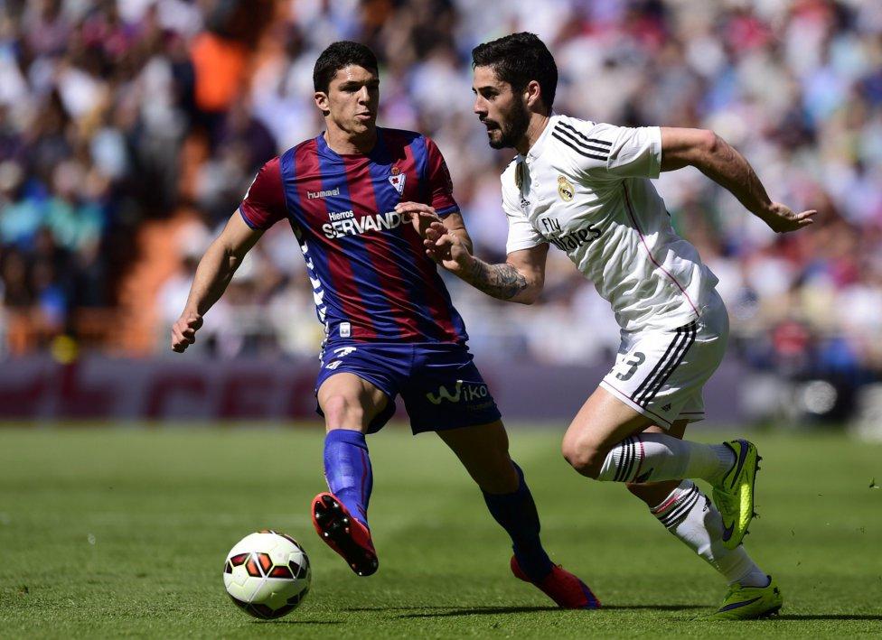 Реал Мадрид - Ейбар - 3:0