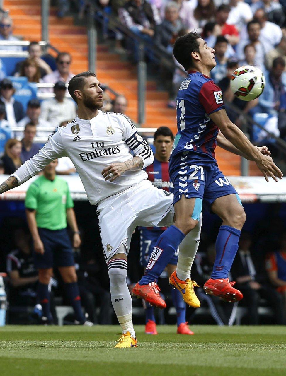 Реал Мадрид - Ейбар