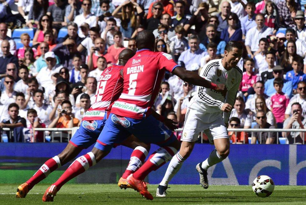 Реал Мадрид - Гранада