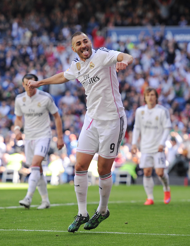 Реал Мадрид - Гранада - 9:1