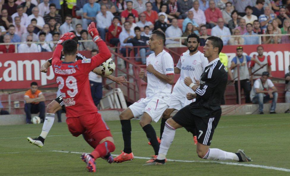 Севиля - Реал Мадрид - 2:3