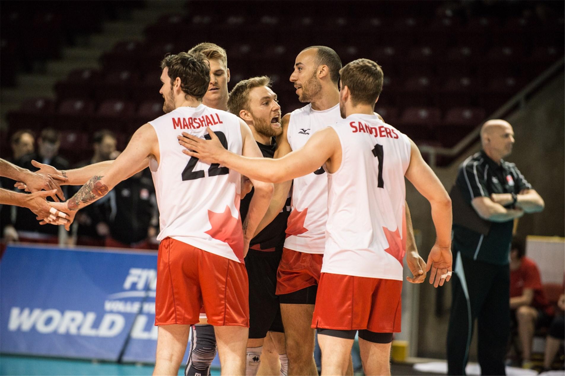 Канада - България 3:1