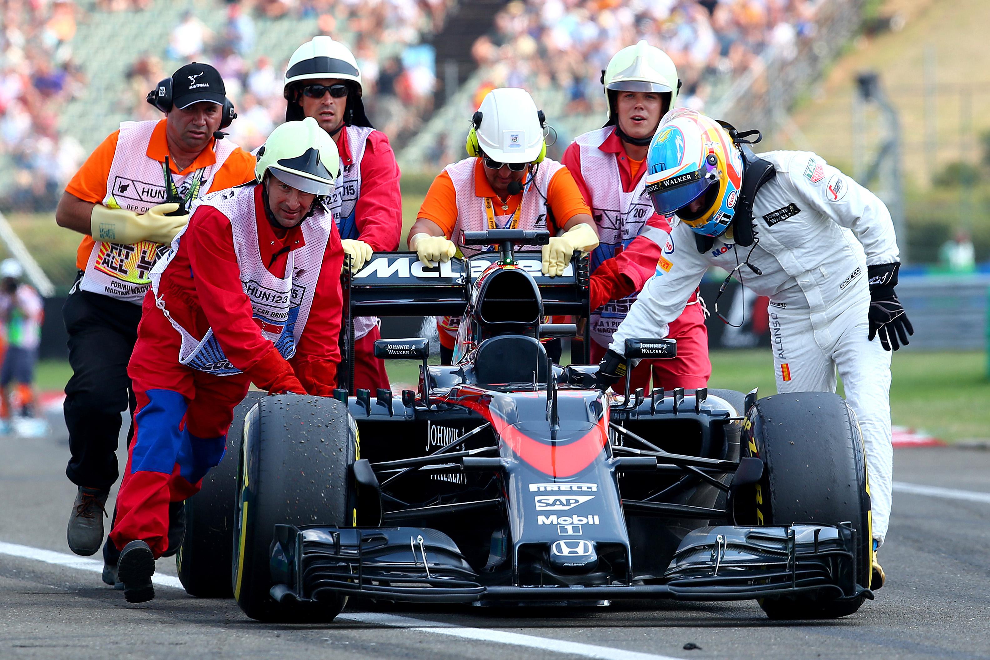 Квалификация за Гран при на Унгария