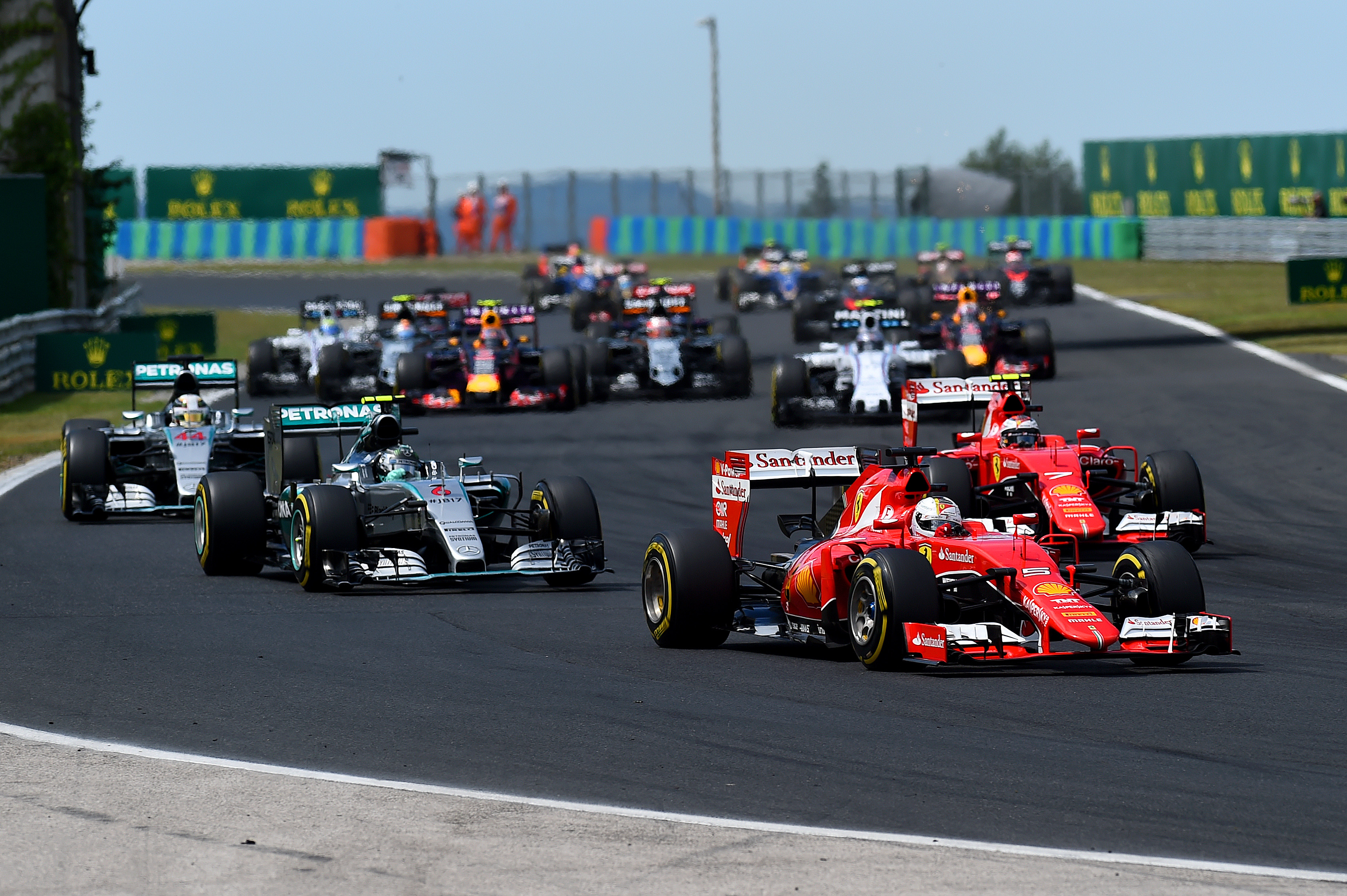 Състезанието за Гран при на Унгария