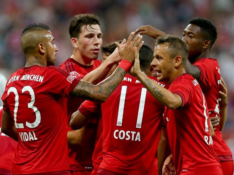 Байерн - Милан 3:0