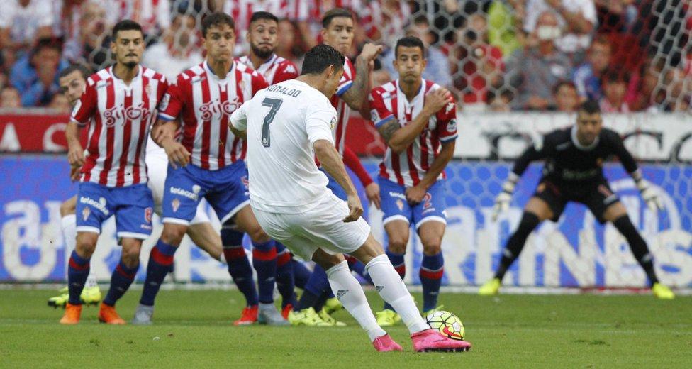 Спортинг Хихон - Реал Мадрид