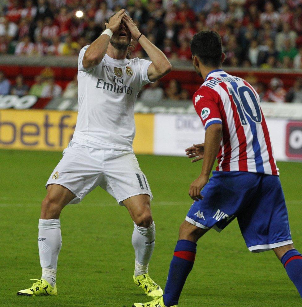 Спортинг Хихон - Реал Мадрид - 0:0