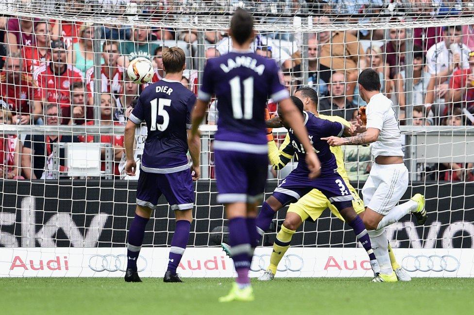 Реал Мадрид - Тотнъм - 2:0