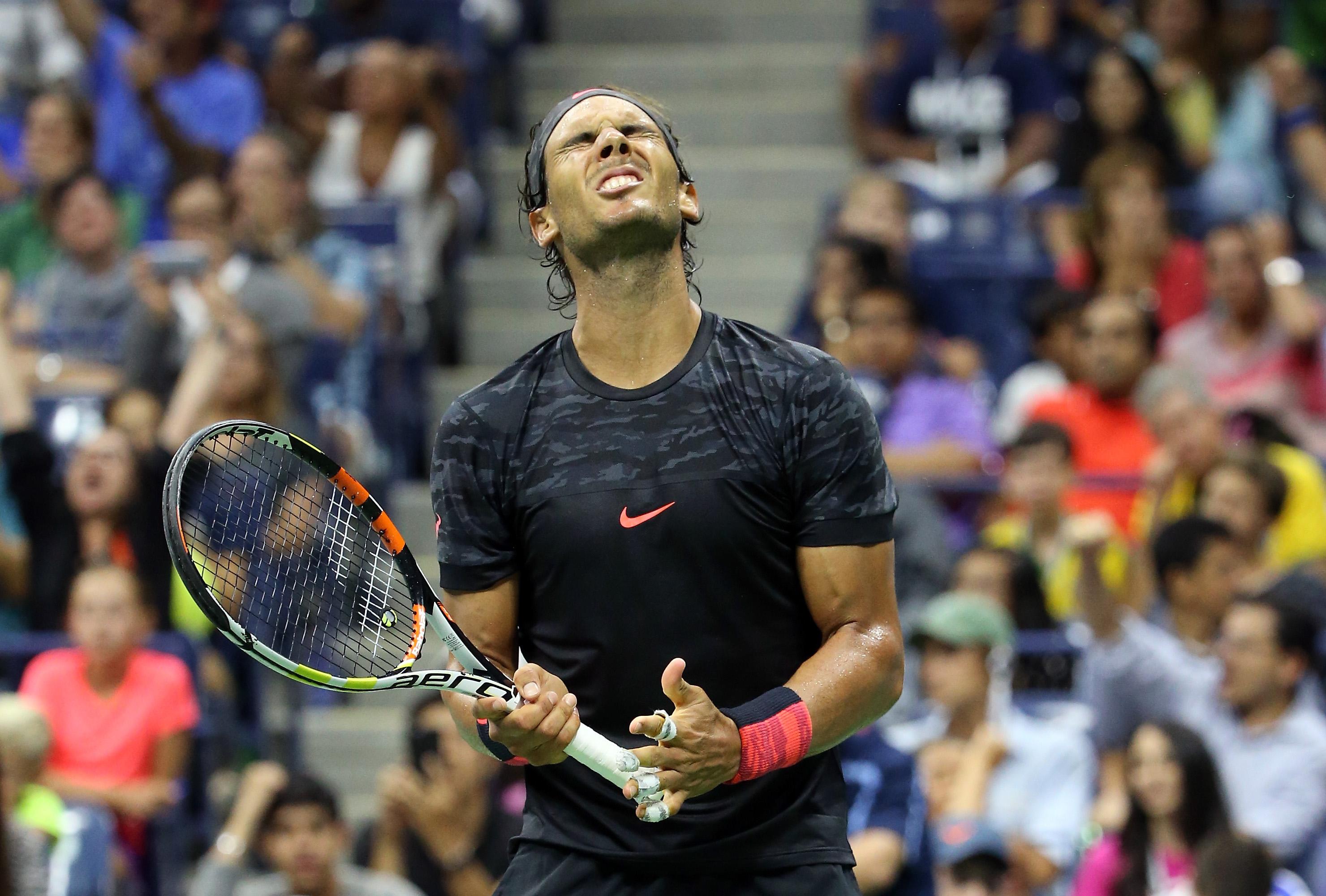 Фонини изхвърли Надал от US Open след 5-сетова драма