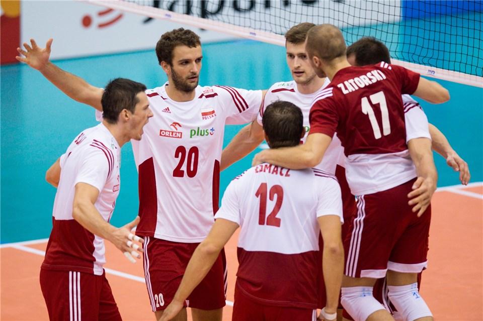Полша обърна Русия с 3:1 в дербито на Световната купа! Курек - Мусерский 25:20