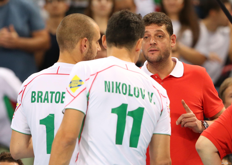 България - Германия 3:0