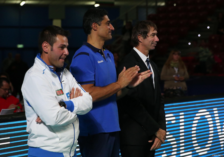 Франция е европейски шампион по волейбол